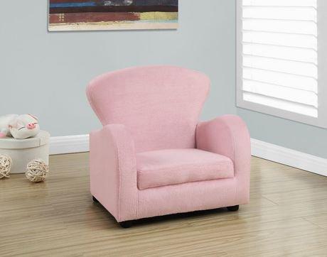 Monarch Specialties Fabric Juvenile Chair | Walmart Canada