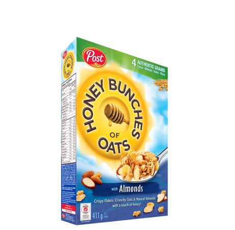 Post Honey Bunches of Oats Almond - image 1 of 1