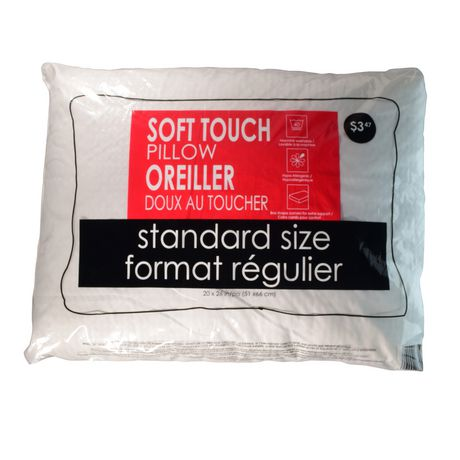 Soft Touch Pillow - image 1 of 1