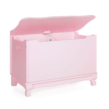 Guidecraft Pink Classic Toy Box Walmart Canada