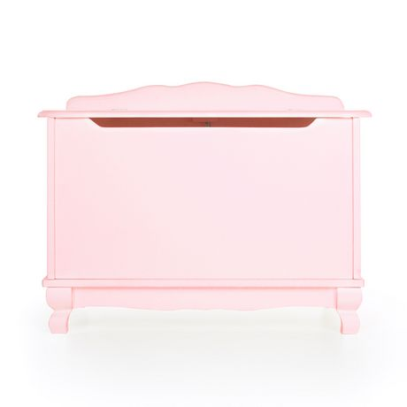 Guidecraft Pink Classic Toy Box Walmart Canada
