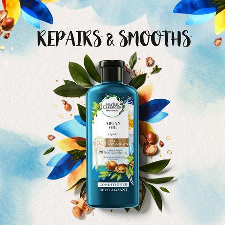 Herbal Essences bio:renew Argan Oil Of Morocco Repairing Colour-Safe Conditioner - image 5 of 7