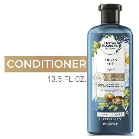 Herbal Essences bio:renew Argan Oil Of Morocco Repairing Colour-Safe Conditioner - image 4 of 7