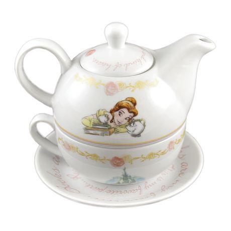Disney Beauty and the Beast 16 oz Tea Set - image 2 of 3