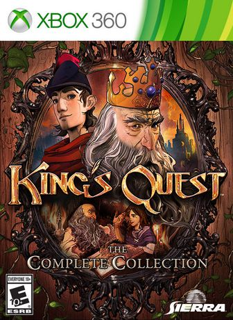 King's Quest: Episodes 1&2 Xbox 360 - image 1 of 5