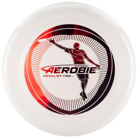 Aerobie Medalist Ultimate Disc / Frisbee - White - image 1 of 2