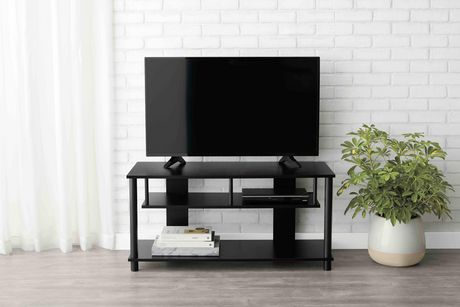 MAINSTAYS METAL TV STAND - image 1 of 2
