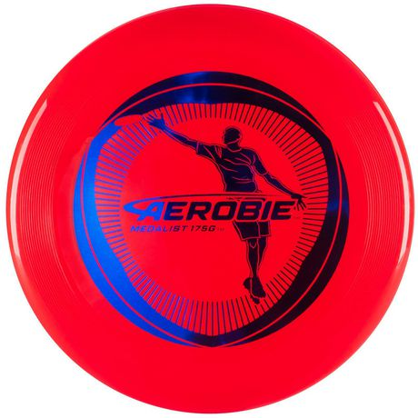 Aerobie Medalist Ultimate Disc / Frisbee - Red - image 1 of 2