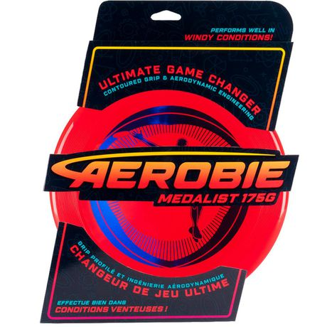 Aerobie Medalist Ultimate Disc / Frisbee - Red - image 2 of 2