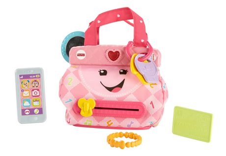Fisher-Price Laugh & Learn My Smart Purse Aa