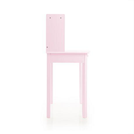 Bureau classique guidecraft en rose - Bureau classique ...