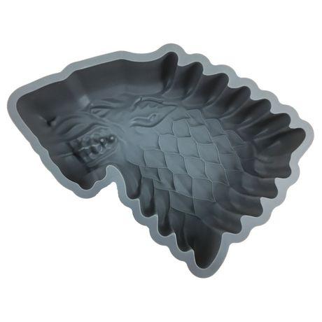 Game of Thrones Stark Sigil Silicone Cake Pan - image 2 of 4