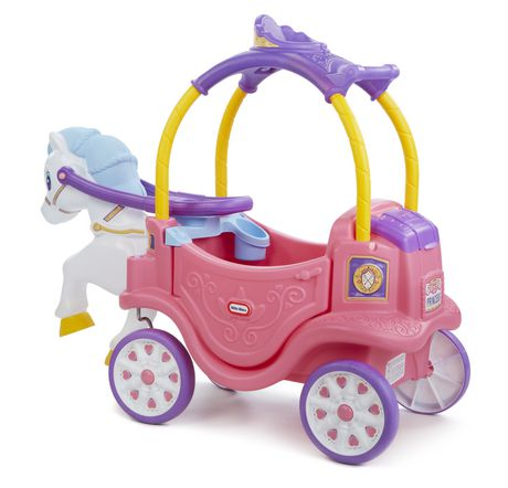 little tikes horse and carriage instructions