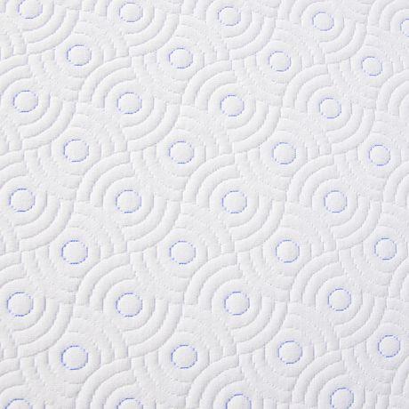 Matelas de 8 po en mousse viscoélastique gel de Spa Sensations - image 3 de 9