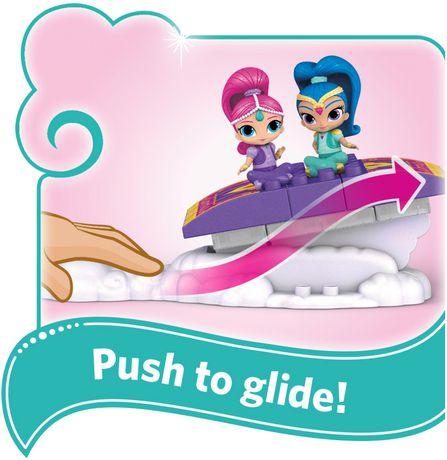 Shimmer And Shine Magic Tapis Mattel DXH14
