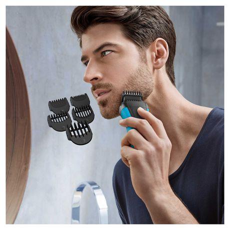 Rasoir électrique 3-en-1 Peau sèche et mouillée de Braun Series 3 Shave&Style 3010BT - image 5 de 5
