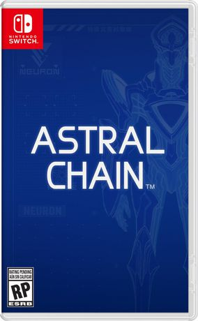 Astral Chain (Nintendo Switch) - image 1 of 7