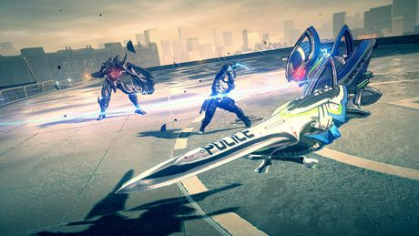 Astral Chain (Nintendo Switch) - image 2 of 7