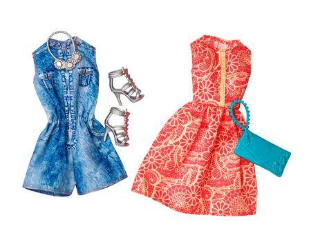 Barbie Fashionistas Doll & Fashions 41 Pretty in Paisley - image 2 of 7