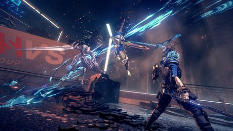 Astral Chain (Nintendo Switch) - image 3 of 7