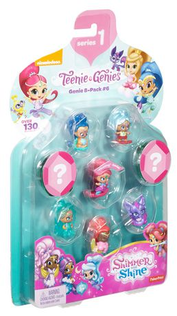 Fisher-Price Shimmer and Shine Teenie Genies Series 1 Genie 8-Pack #6 - image 3 of 3