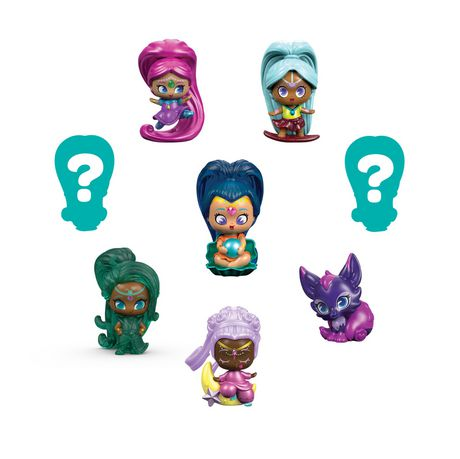 Fisher-Price Shimmer and Shine Teenie Genies Series 1 Genie 8-Pack #6 - image 1 of 3