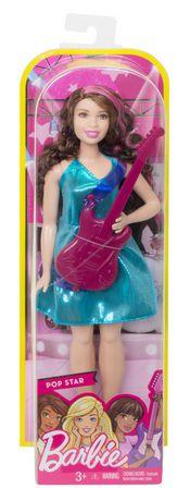Barbie Carrières – Poupée Pop Star - image 6 de 8