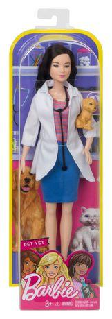 Barbie Careers Pet Vet Doll - image 4 of 6