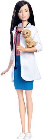Barbie Careers Pet Vet Doll - image 1 of 6