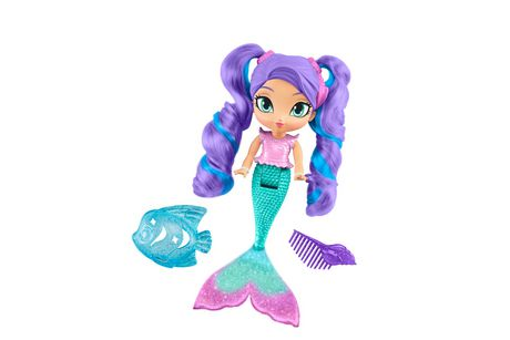 Fisher-Price Shimmer and Shine Magic Mermaid Nila - image 1 of 4