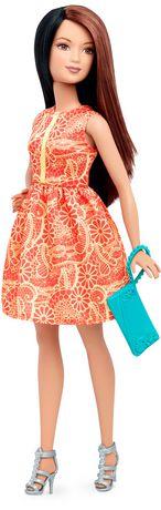 Barbie Fashionistas Doll & Fashions 41 Pretty in Paisley - image 3 of 7