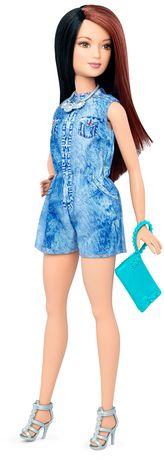 Barbie Fashionistas Doll & Fashions 41 Pretty in Paisley - image 5 of 7