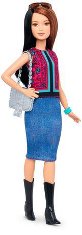 Barbie Fashionistas Doll & Fashions 41 Pretty in Paisley - image 4 of 7