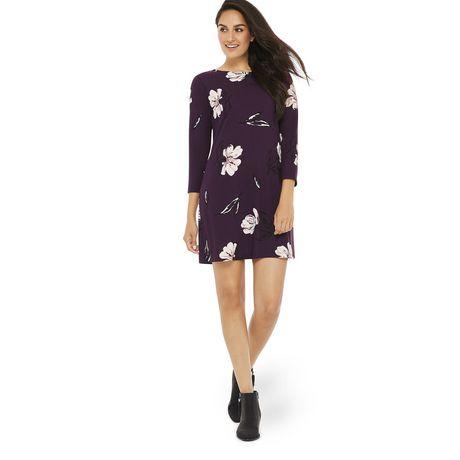 7e07a8df7382 George Women's Keyhole Back Swing Dress | Walmart Canada