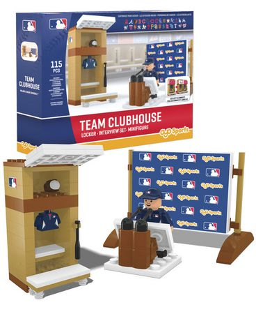 Jeu de construction OYO Sportstoys MLB Team Clubhouse - image 1 de 5
