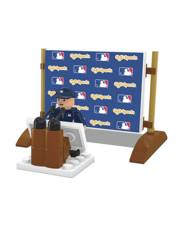 Jeu de construction OYO Sportstoys MLB Team Clubhouse - image 2 de 5