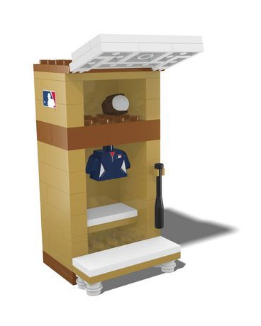 Jeu de construction OYO Sportstoys MLB Team Clubhouse - image 3 de 5