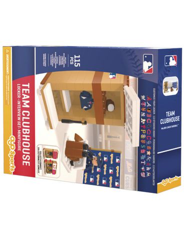 Jeu de construction OYO Sportstoys MLB Team Clubhouse - image 5 de 5