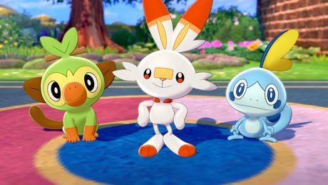 Pokemon Shield (Nintendo Switch) - image 2 of 9