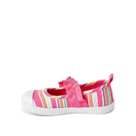 George Toddler Girls' Shimmer Bobble Slip On Shoes - image 3 of 4