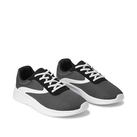 Athletic Works Men's Mesh Running Shoes - image 2 of 4