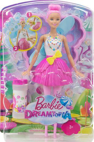 Barbie Dreamtopia – Poupée Bulles féeriques - image 4 de 5