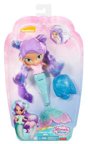 Fisher-Price Shimmer and Shine Magic Mermaid Nila - image 3 of 4
