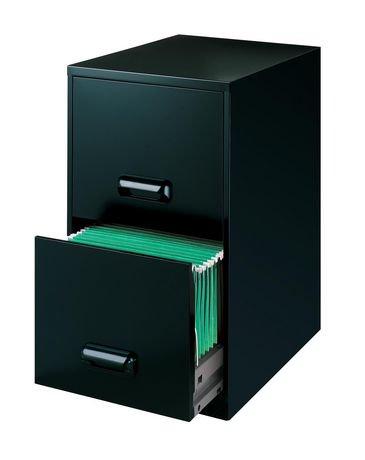 classeur 2 tiroirs, noir | walmart canada