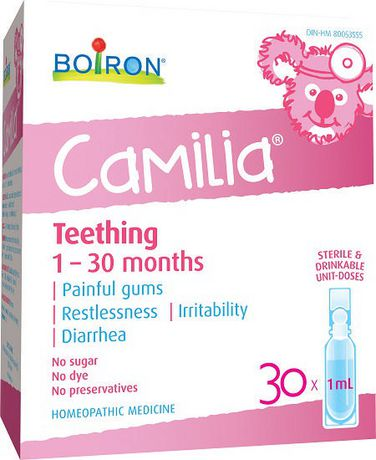 Camilla for teething