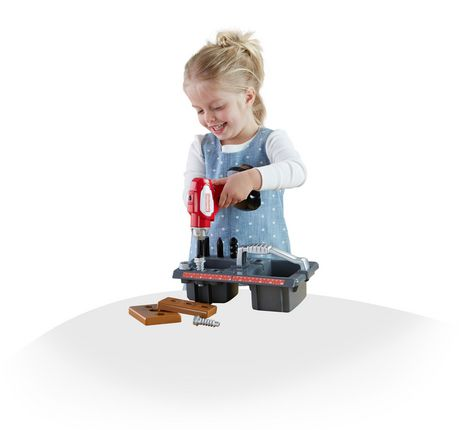 Fisher-Price Drillin' Action Tool Set - image 2 of 8