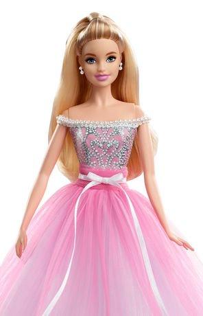 Barbie Birthday Wishes Doll Walmart Canada