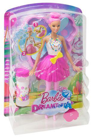 Barbie Dreamtopia – Poupée Bulles féeriques - image 5 de 5