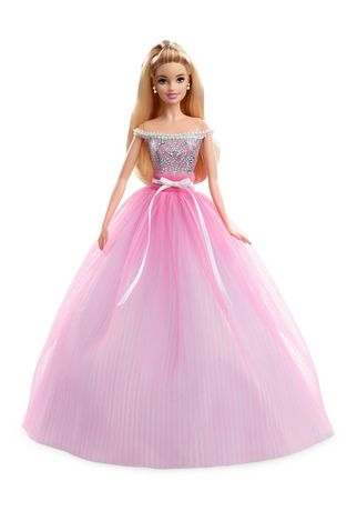Barbie Birthday Wishes Doll - image 1 of 6