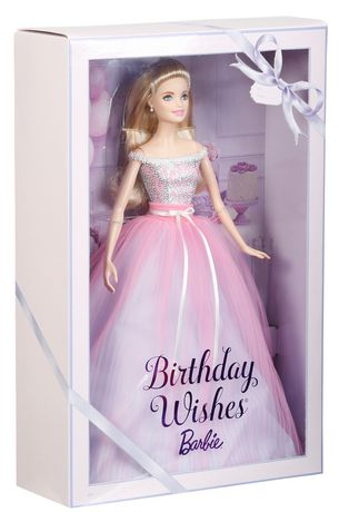 Barbie Birthday Wishes Doll - image 6 of 6